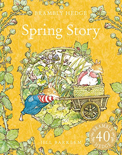 9780007461547: Brambly Hedge: Spring Story