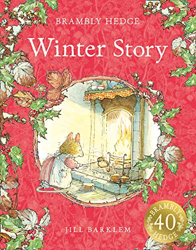 9780007461561: Winter Story (Brambly Hedge)