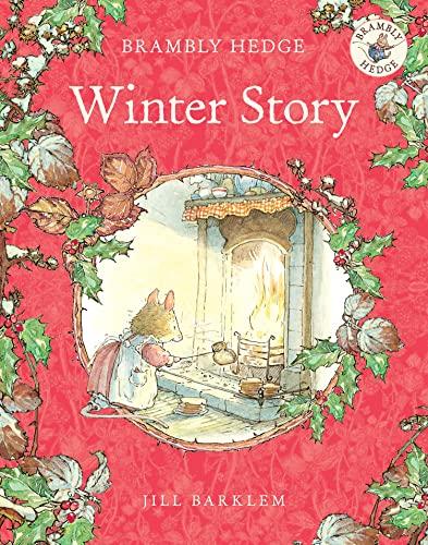 9780007461561: Winter Story (Brambly Hedge)