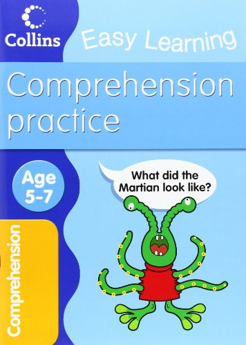 9780007461585: Comprehension: Ages 5-7 (Collins Easy Learning Age 5-7)