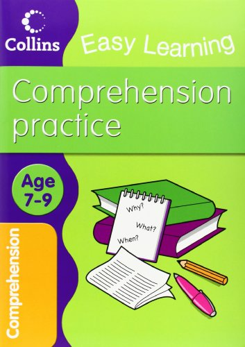 9780007461592: Easy Learning: Comprehension Ages 7-9 (Collins Easy Learning Age 7-11)