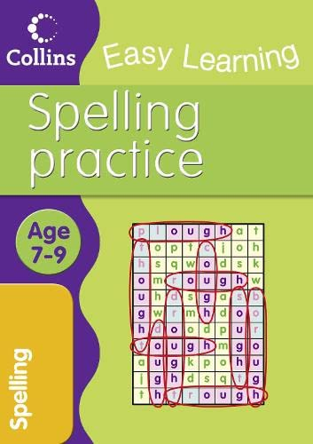 9780007461608: Easy Learning: Spelling Ages 7-9 (Collins Easy Learning Age 7-11)