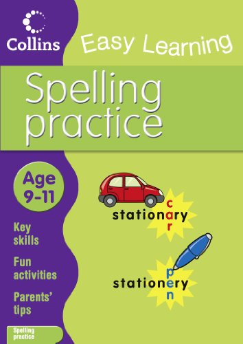 9780007461615: Spelling: Ages 9-11 (Collins Easy Learning Age 7-11)