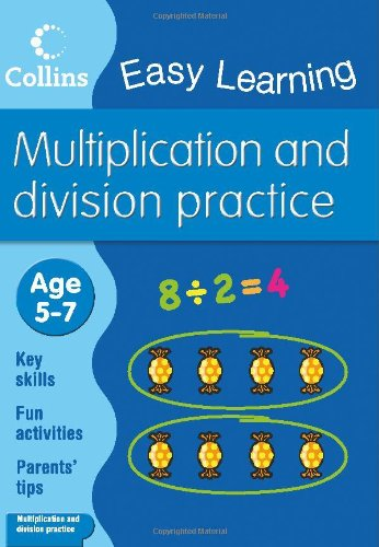 9780007461660: Multiplication and Division: Ages 5-7 (Collins Easy Learning Age 5-7)