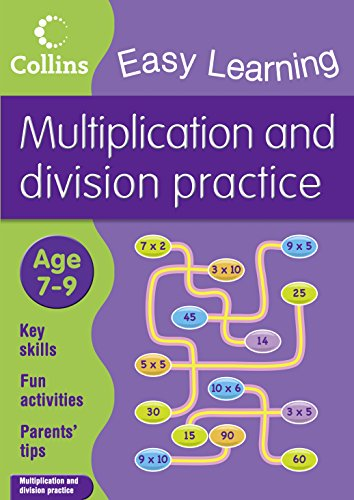 9780007461677: Multiplication and Division: Ages 7-9 (Collins Easy Learning Age 7-11)
