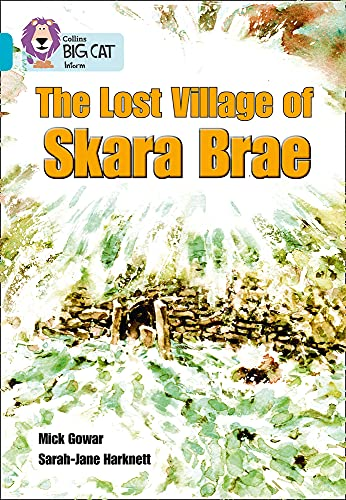 9780007461837: The Lost Village of Skara Brae (Collins Big Cat)