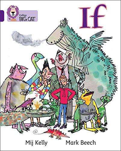 Collins Big Cat - If: Band 08/Purple: Mij Kelly