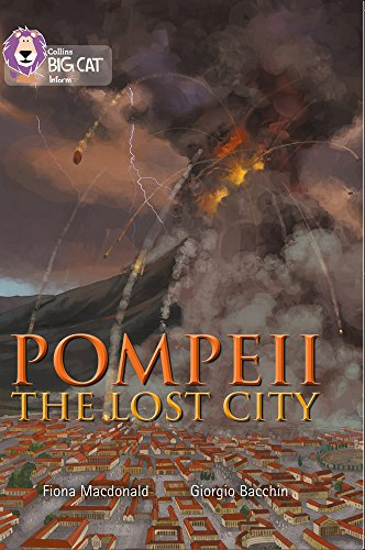 9780007461875: Pompeii: The Lost City (Collins Big Cat)