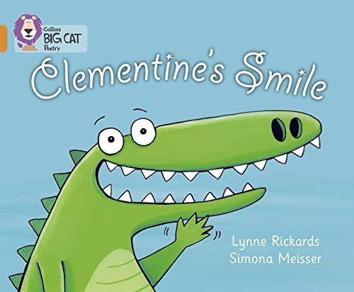 9780007461882: Collins Big Cat - Clementine's Smile: Band 06/Orange