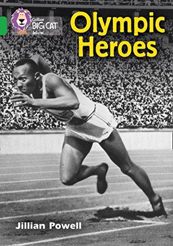 Olympic Heroes (Collins Big Cat): Powell, Jillian