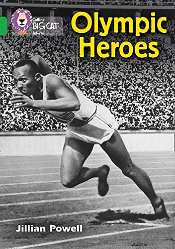 9780007461905: Olympic Heroes (Collins Big Cat)