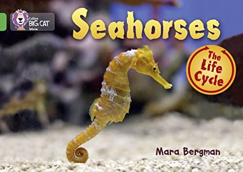 9780007461912: Seahorses (Collins Big Cat)