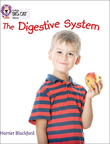 9780007461981: The Digestive System (Collins Big Cat)