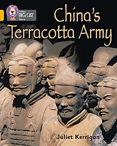 9780007462032: China's Terracotta Army: Band 09/Gold (Collins Big Cat)
