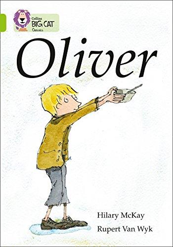 Collins Big Cat - Oliver: Band 11/Lime: Hilary McKay