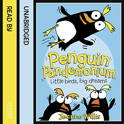 9780007462346: Penguin Pandemonium (Awesome Animals)