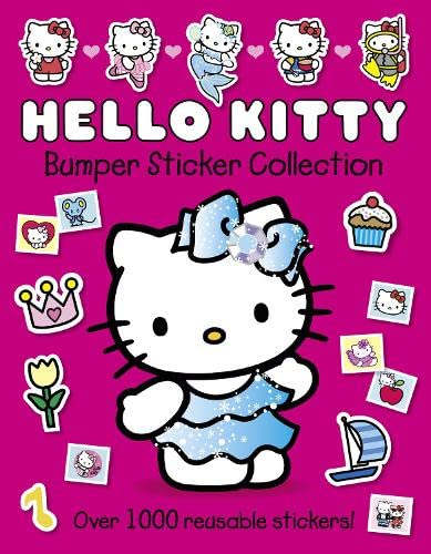 9780007462551: Hello Kitty Bumper Sticker Collection (Hello Kitty)