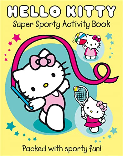 9780007462575: Super Sporty Hello Kitty
