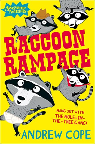 9780007462629: Raccoon Rampage (Awesome Animals)