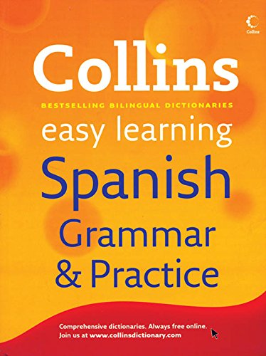 9780007463206: Collins easy learning Spanish Grammar & Practice