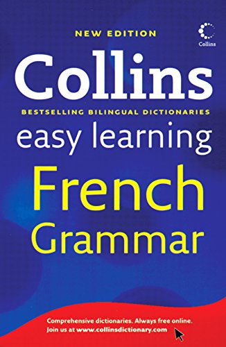 9780007463213: Collins easy learning French Grammar