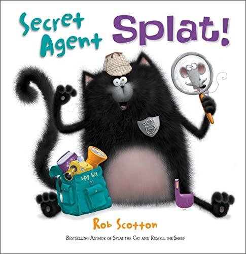 Secret Agent Splat: Scotton, Rob