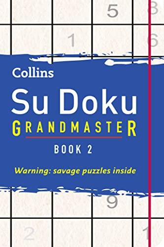 9780007463527: Collins Su Doku Grandmaster Book 2