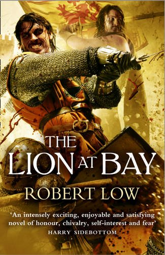 9780007463619: The Lion at Bay (The Kingdom Series)