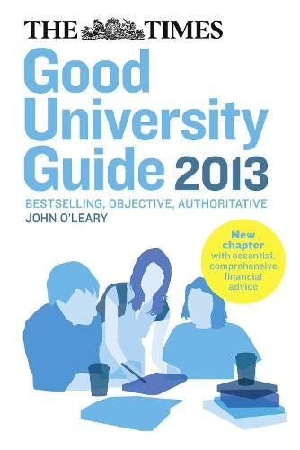 9780007464340: Times Good University Guide 2013