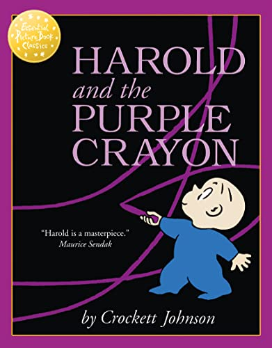 9780007464371: Harold and the Purple Crayon (Essential Picture Book Classics)