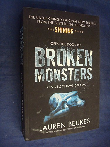 9780007464609: Broken Monsters Export Ai Tpb