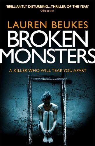 9780007464616: Broken Monsters