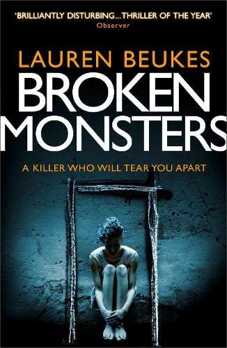 9780007464616: Broken Monsters