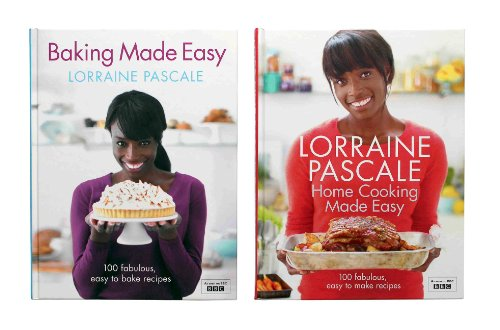 9780007464692: Lorraine Pascale's Baking and Home Cooking Made Easy by
