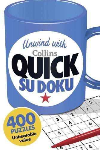 9780007465019: Collins Quick Su Doku