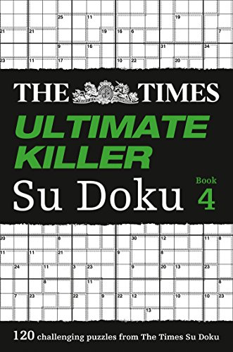 9780007465170: The Times Ultimate Killer Su Doku Book 4