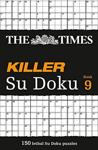 9780007465194: The Times Killer Su Doku Book 9