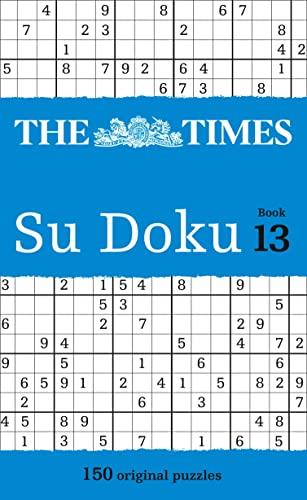 9780007465200: The Times Su Doku Book 13