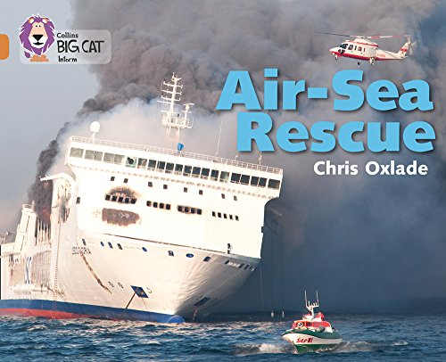 9780007465323: Air-Sea Rescue (Collins Big Cat)