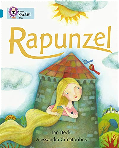 9780007465347: Rapunzel (Collins Big Cat)