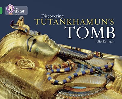 9780007465446: Discovering Tutankhamun's Tomb: Band 15/Emerald (Collins Big Cat)