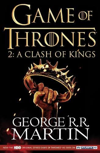 9780007465828: A Clash of Kings: Game of Thrones Season Two (A Song of Ice and Fire)