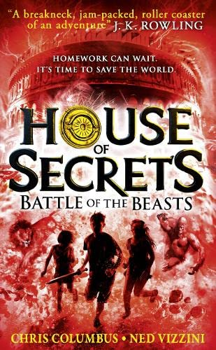 9780007465842: Battle of the Beasts (House of Secrets, Book 2)