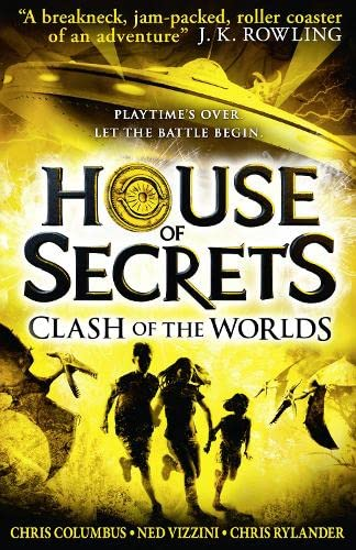 9780007465859: Clash of the Worlds (House of Secrets, Book 3)