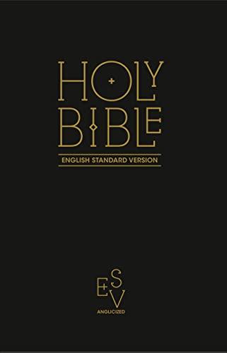 9780007466023: Holy Bible: English Standard Version (ESV) Anglicised Black Gift and Award edition