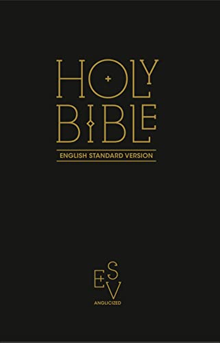 9780007466023: Holy Bible: English Standard Version (ESV) Anglicised Black Gift and Award edition