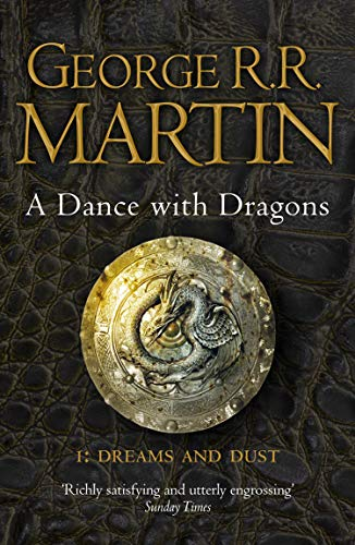 9780007466061: Dance With Dragons (Part One): Dreams and Dust