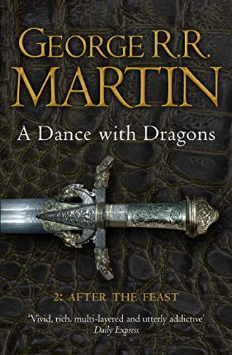 9780007466078: A Dance With Dragons - Part 2 : After the Feast : Book 5 of a Song of Ice and Fire
