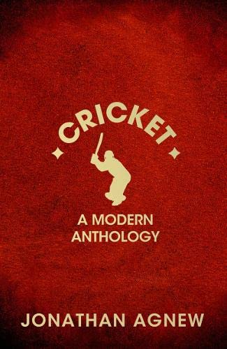 9780007466535: Cricket: A Modern Anthology