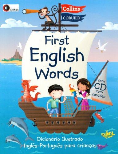9780007467143: First English Words (Em Portuguese do Brasil)